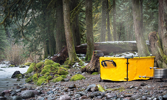 The Original Nomad Collapsible Hot Tub