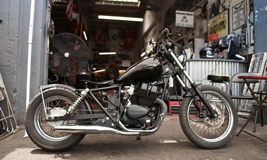 The Moto Attic