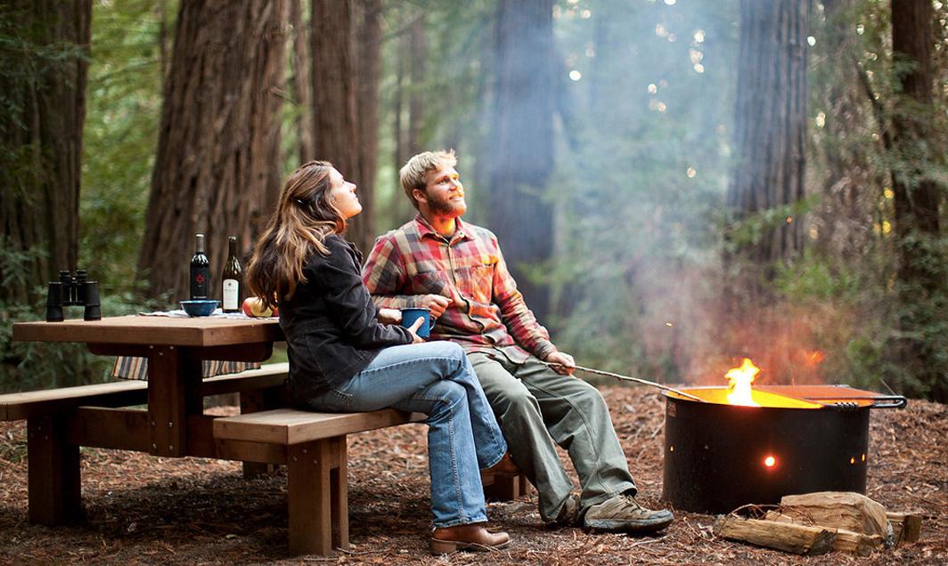 Big Sur's Newest Campground Is Stunning
