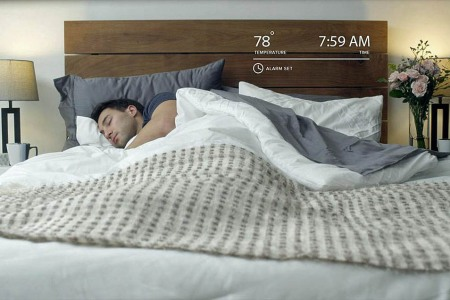 This iBed Helps You Sleep Better