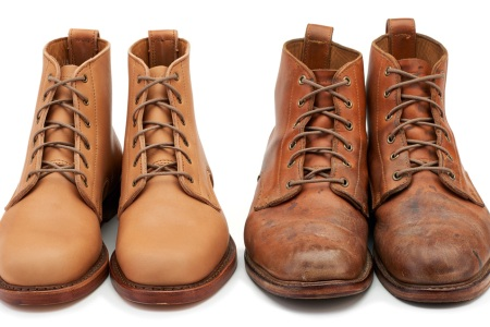 How To Age Your Boots