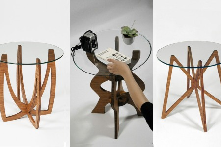 Magnetic Furniture. No, Really.
