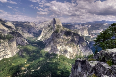 Yosemite, the Real Man's Way