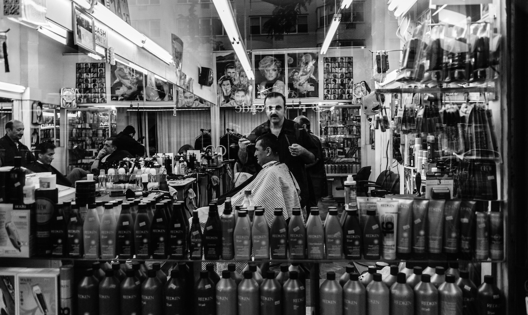 How to Talk to Your Barber Like a Man