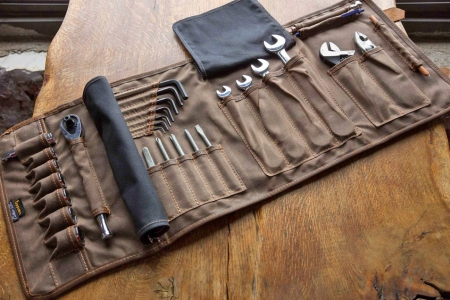 How to Store Your Tools, and Handsomely