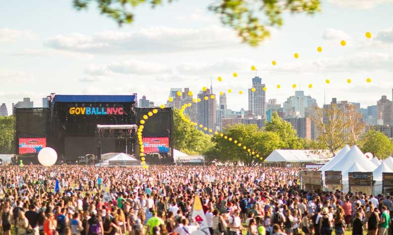 How to Music Festival Like a Grown-Up