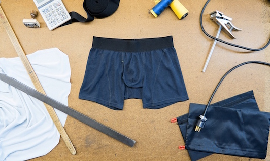 Boxers or Swiss-Made, Military-Grade Briefs?