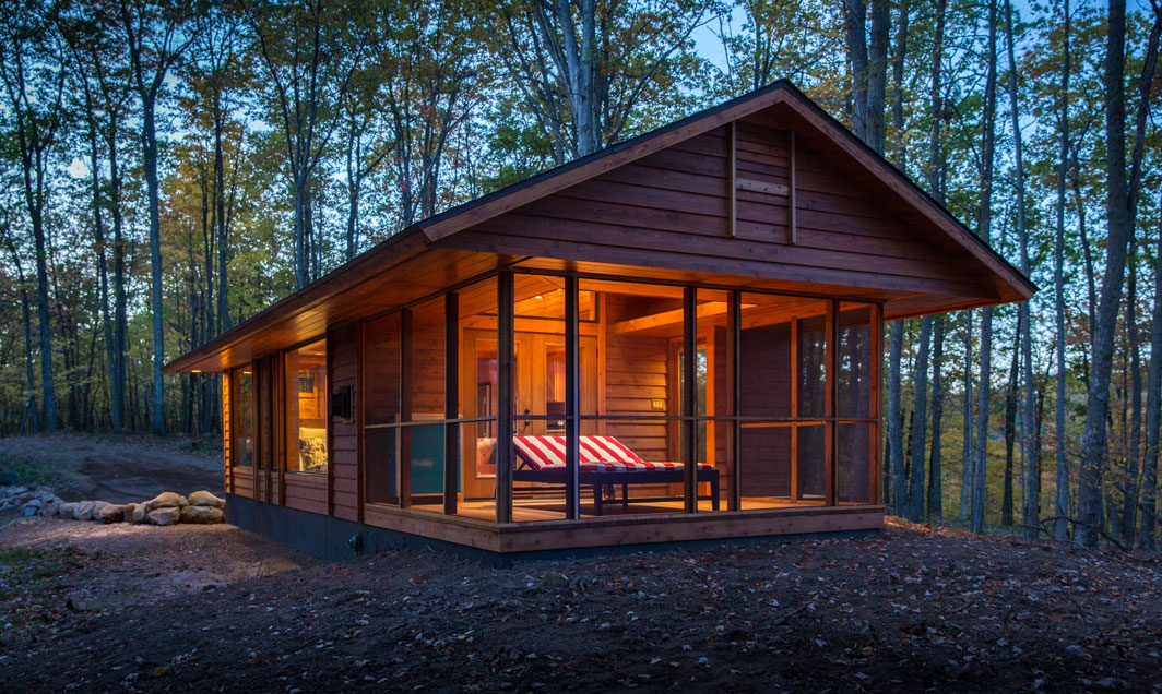 The Future of Cabins Is Now