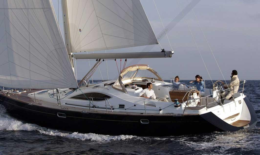 Consider the yacht dinner