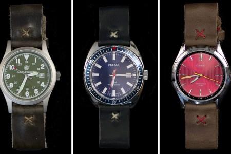 Refurbished Vintage Timepieces in Brooklyn