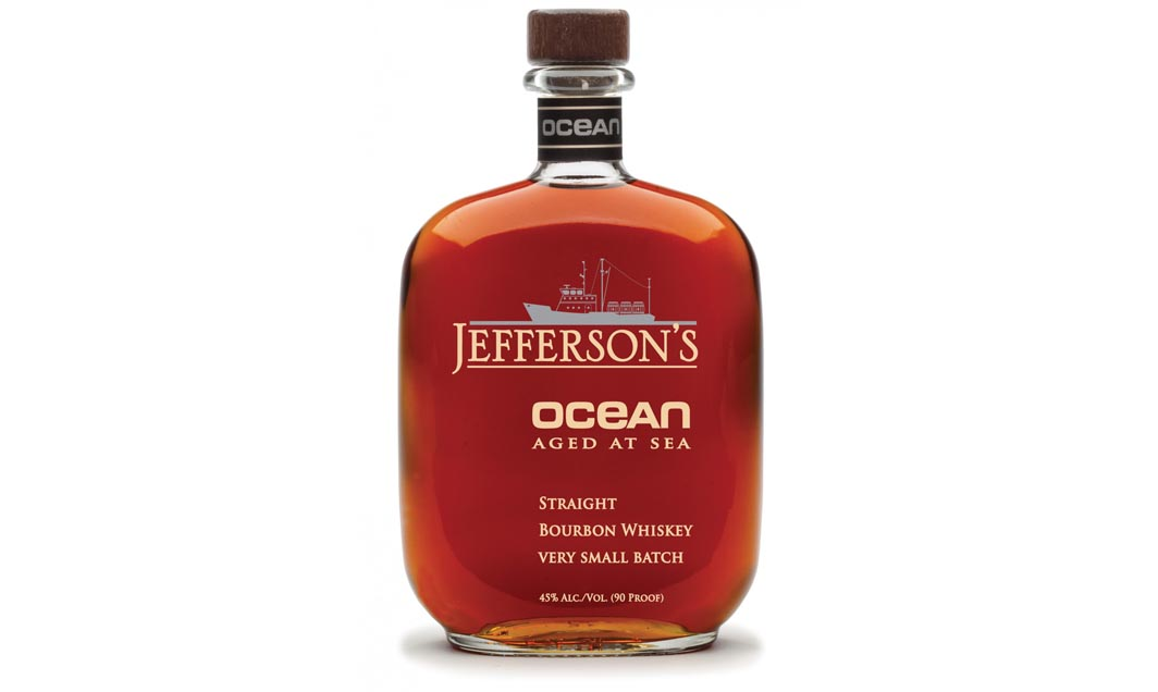 This Bourbon Was Aged at Sea