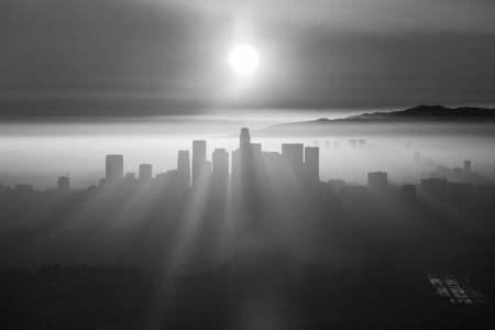 Whoa. These Photos of LA. Just Whoa.