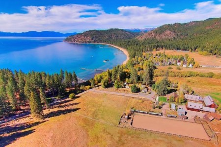 The $98M Guide to Summer in Tahoe