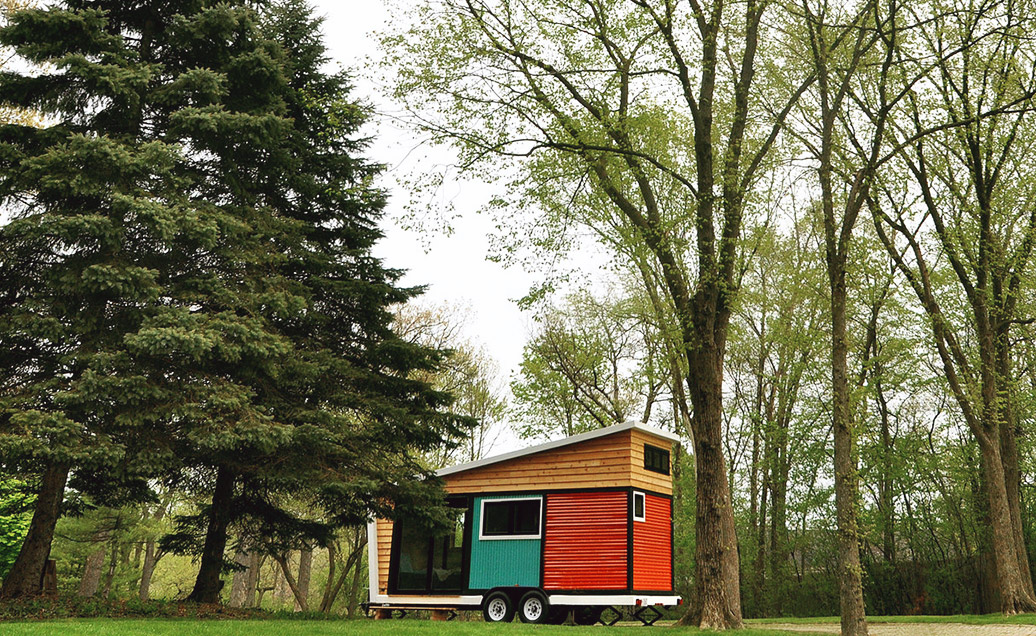 The Perfect Second Home in 140 sq. ft.