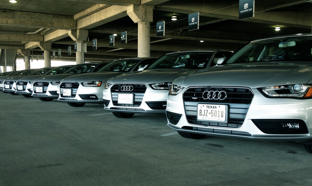 Audis on-demand. You know, for summer.