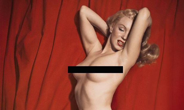 Marilyn Monroe, Like You've Never Seen Her Before