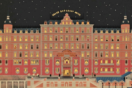 About That Wes Anderson Art Show