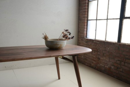 Your Granddad Would Approve of This Table