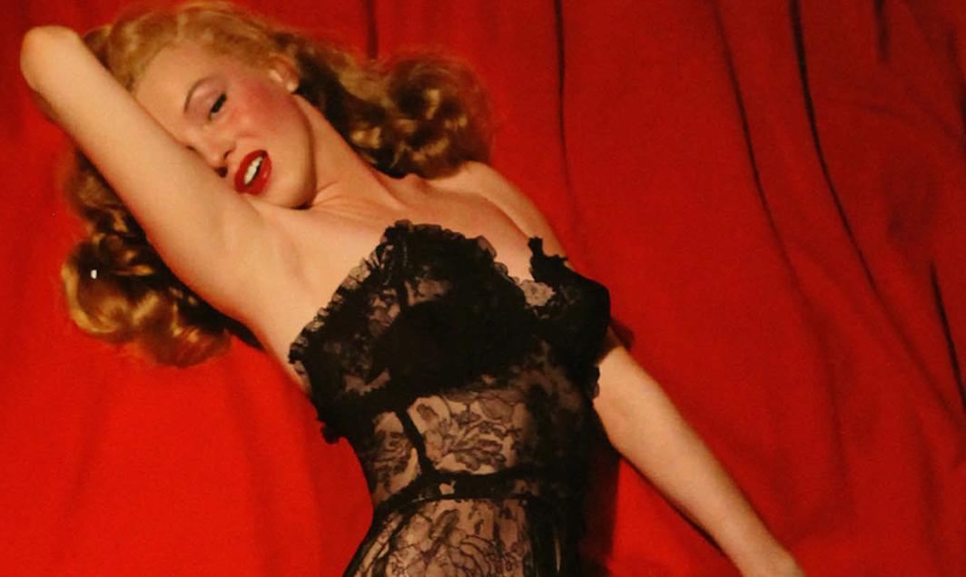 These Old Things? Just Some Marilyn Monroe Nudies.