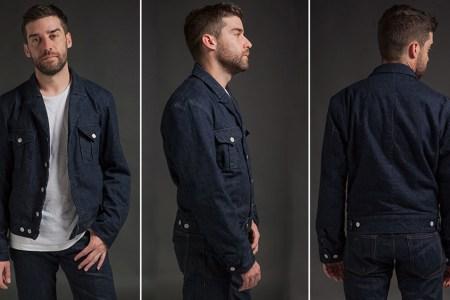 WWII-Inspired Denim Jacket? Roger That.