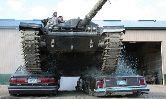 Off Road Rage