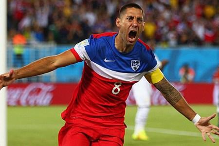 World Cup 2014: USA vs. Belgium