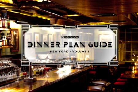 NYC Dinner Plan Guide July 2014