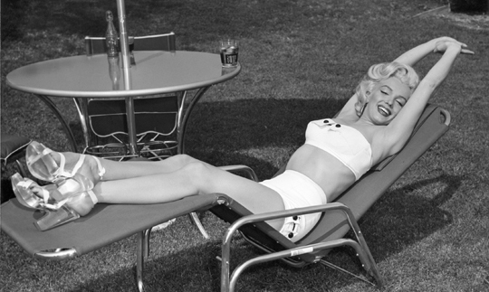 MARILYN: The Lost Photographs of a Hollywood Star