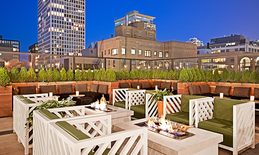 The Rooftop Bars of Chicago