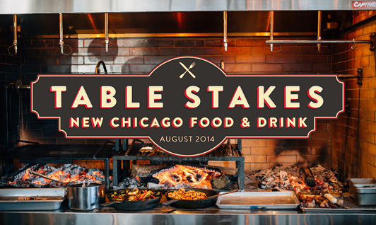 Chicago Table Stakes: August 2014