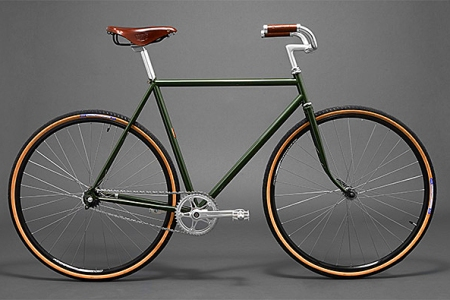 Horse Cycles x Kaufmann Mercantile