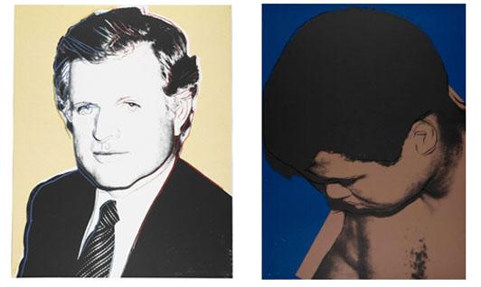 Warhol auction