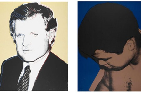 Warhol auction