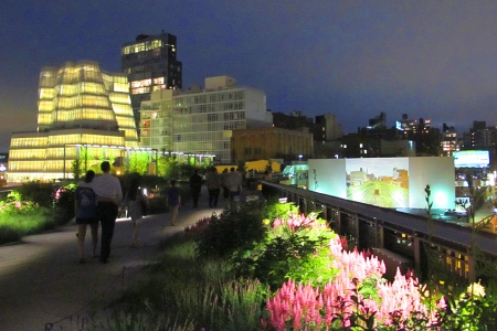High Line Date Night