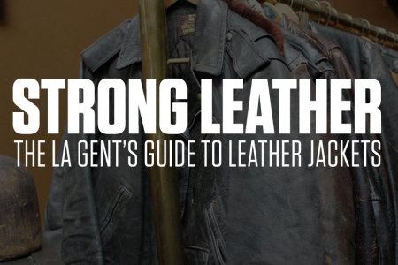 7 Leather Jackets for the LA Man