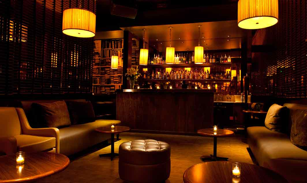 You. This Whiskey. And This Bar.