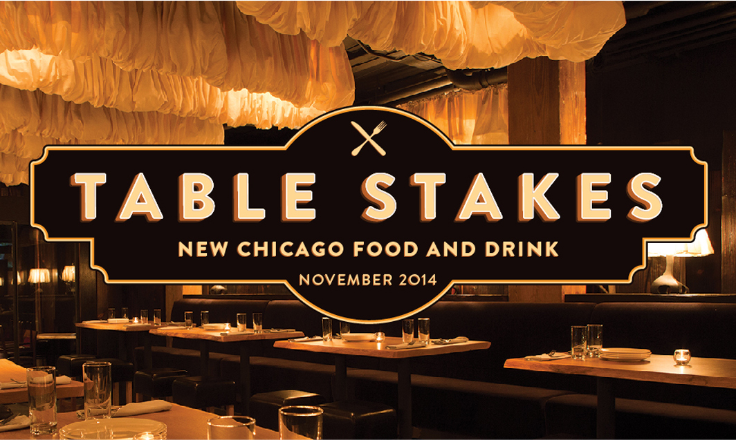 Table Stakes Chicago: November 2014