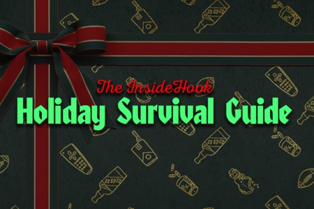 The Holidays: a Man's Survival Guide