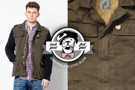 Essential Fall Style Guide, Part 1: The Jacket