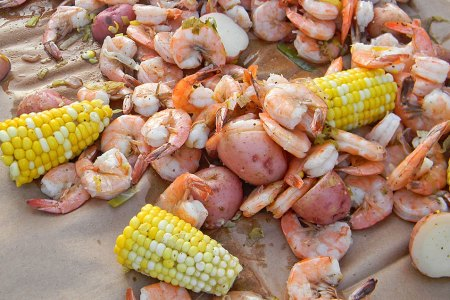 city grit shrimp boil