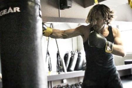 Boxing at Studiomix