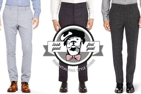 Essential Fall Style Guide, Part 3: The Pants