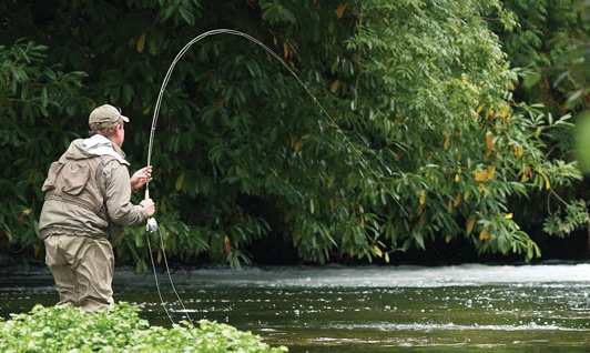 Orvis Fly Fishing Classes