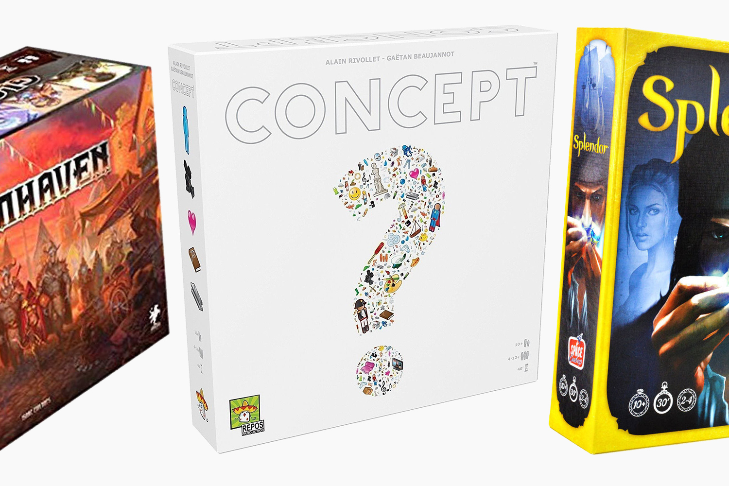The six best board games from Amazon's one-day sale.