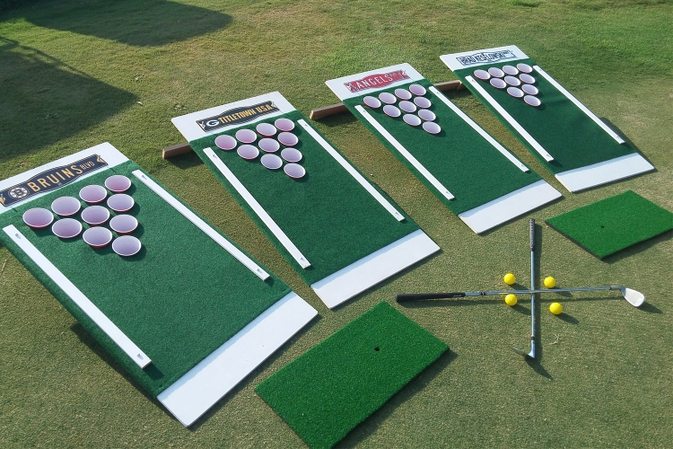 Lawn games from cornhole to croquet are 70% off at Wayfair.