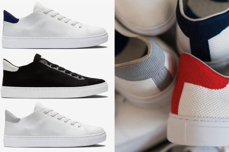 Washable, High-End Knit Sneakers Under $60, Right This Way