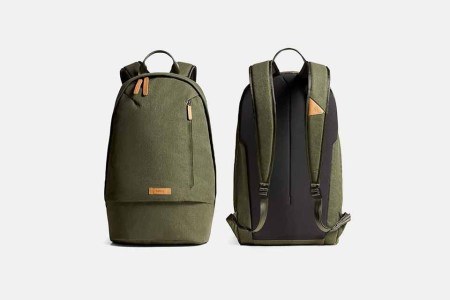Bellroy's New Backpacks Are Cheaper Than Their Wallets, but Just as Handsome