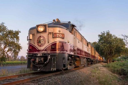 Napa Valley Just Got a Murder Mystery Train