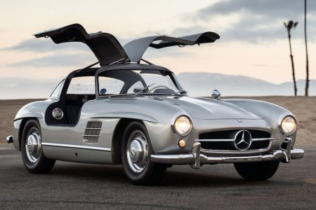 Adam Levine Is Selling His '55 Gullwing, Hoping She Will Be Loved
