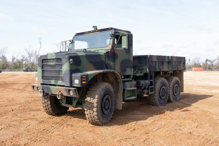 Can We Interest You in an Auction of Military Tactical Vehicles?